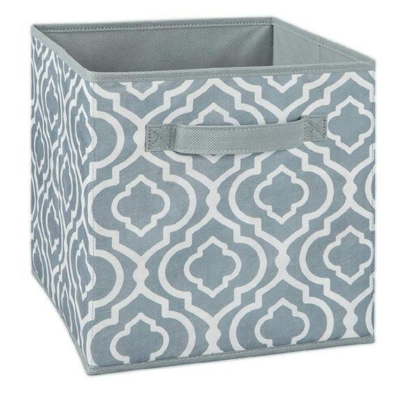 4 Pack ClosetMaid Designer Fabric Bins